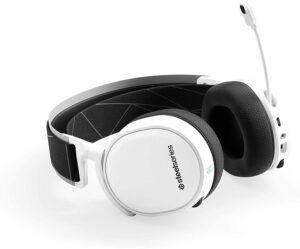 best white headset